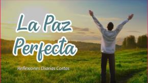 Paz Perfecta | Reflexiones Cristianas